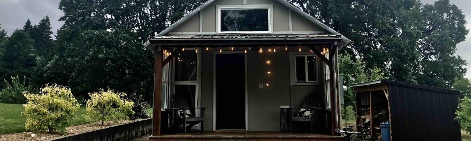 Quiet cabin on 100 acres