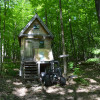 Tiny House (Bunkie) - Glamping