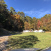 Western NC mountain RV camping