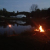 Holbrook pond and campgrounds