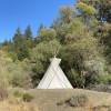 creekside Tipi camp