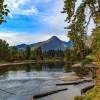 Camp Lake Wenatchee