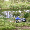 River bank tent site - unpowered