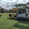 Rules Beach - Powered Camp Site