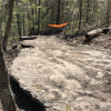 Tent sites deep in the Ozarks