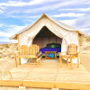 Sunset Safari Tent• Joshua Tree VU