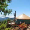 Goatel Yurt Retreat on Mt Madonna
