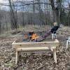 Wooded farmland retreat