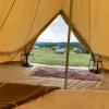 Laurel Highlands Hemp campsite