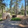 Natures campsite