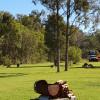 Rules Beach unpowered camp sites