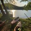 Genie Bottle Camper Lake Front