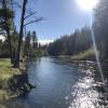 Trinity River Rough it Cabin