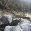 Yuba Riverside Camping - Forested