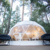 Moon Pine Glamping - Geodesic Dome