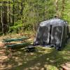 #3A - Tent Site above Creek