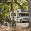 Homosassa Springs RV SITE with dock