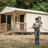 Lil Bit of Life Farm Cabin