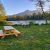 Camping Gateaway on Skagit River
