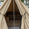 Hidden Hide Away... Bell Tent