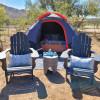 Luxury Tent on 5 Acre Estate