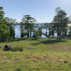 Chowan River beach for RV campers