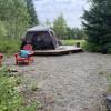 Secluded Camp in Grand Aspen Grove