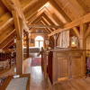 Rustic Loft in Working Barn