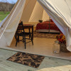 Bell Tent Glamping Yurt