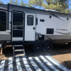 RV rental on beautiful Carter Lake