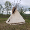 Flatrock Tipi - Channel Cat