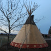 Tipi Bluestone Natural Farms