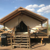 Glamping Tent on Historic Ranch.