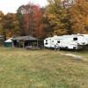 Camper @ Yorkie Acres Goat Farm