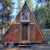 Snug Shack A-Frame Cabin