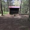 Tent& Adirondack