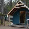 Leckie Creek Camp Wilderness Cabin