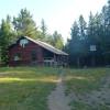 Spruce Lake Camp Wilderness Cabin