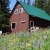 Eldorado Camp Wilderness Cabin