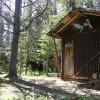 Big Creek Camp Wilderness Cabin