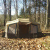 Angies Tent in the Woods