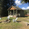 Mad Fox Riverside Cabin