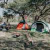 Boulderdash Tent Site #3 (Hilltop)