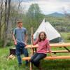 Channels Park Edge Campsites