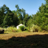 Rural, wooded, RV and Trailer site.