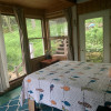 Glamping Bunkie in wooded paradise