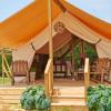 Blueberry  Safari Tent
