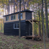 Tiny Off Grid Home