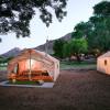 Canvas Miner's Tent