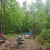 Buddha North Tent Deck